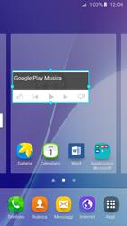 Samsung Galaxy A5 (2016) (A510F) - Operazioni iniziali - Installazione di widget e applicazioni nella schermata iniziale - Fase 8