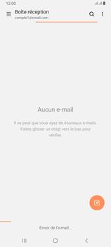 Samsung Galaxy A80 - E-mails - Envoyer un e-mail - Étape 21