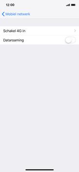 Apple iPhone X - iOS 12 - Buitenland - Internet in het buitenland - Stap 6