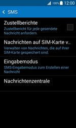 Samsung Galaxy Trend 2 Lite - SMS - Manuelle Konfiguration - 2 / 2