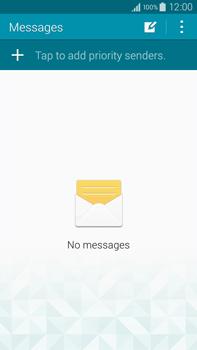 Samsung N910F Galaxy Note 4 - SMS - Manual configuration - Step 4
