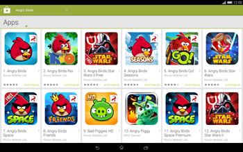 Sony Xperia Tablet Z2 LTE - Apps - Herunterladen - 16 / 20