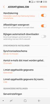 Samsung Galaxy A8 (2018) (SM-A530F) - E-mail - Instellingen KPNMail controleren - Stap 13