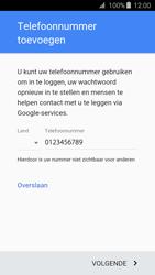Samsung Galaxy J3 (SM-J320FN) - Applicaties - Account aanmaken - Stap 14