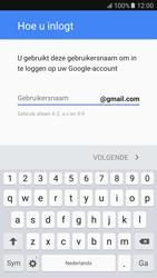 Samsung Samsung G920 Galaxy S6 (Android M) - Applicaties - Account instellen - Stap 10