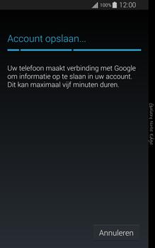 Samsung Galaxy Note Edge - apps - account instellen - stap 15