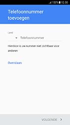Samsung Galaxy J5 (2017) - apps - account instellen - stap 14