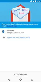 Nokia 5.1 - E-mail - Configuration manuelle (outlook) - Étape 12