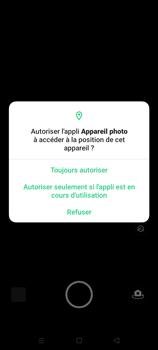 Oppo A15 - Photos, vidéos, musique - Prendre une photo - Étape 6