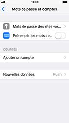Apple iPhone 5s - iOS 12 - E-mail - Configuration manuelle (outlook) - Étape 4