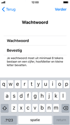 Apple iPhone 5s - iOS 11 - Toestel - Toestel activeren - Stap 27