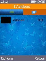 Archos F28 - Photos, vidéos, musique - Créer une vidéo - Étape 13