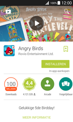 Samsung Galaxy J1 (SM-J100H) - Applicaties - Downloaden - Stap 17