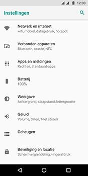 Motorola Moto G6 - apps - apps afsluiten - stap 4