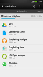 HTC One Mini - Applications - Comment désinstaller une application - Étape 5