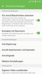 Samsung G930 Galaxy S7 - Anrufe - Anrufe blockieren - Schritt 6