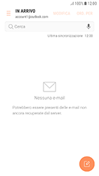 Samsung Galaxy J3 (2017) - E-mail - 032c. Email wizard - Outlook - Fase 5