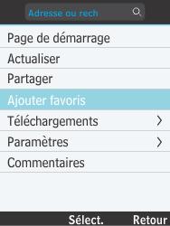 Nokia 301-1 - Internet - Navigation sur Internet - Étape 12
