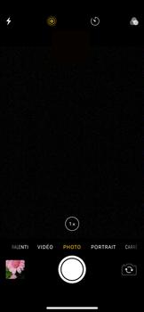 Apple iPhone XS - iOS 12 - Photos, vidéos, musique - Prendre une photo - Étape 9