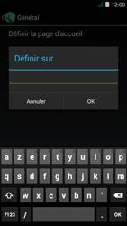 Acer Liquid Z410 - Internet - Configuration manuelle - Étape 26