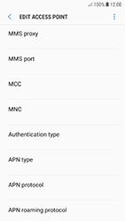 Samsung A320F Galaxy A3 (2017) - Android Oreo - Internet - Manual configuration - Step 12