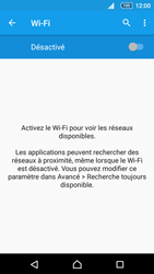 Sony Xperia Z5 Compact - WiFi - Configuration du WiFi - Étape 5