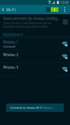Samsung Galaxy S 5 - WiFi - Configuration du WiFi - Étape 8