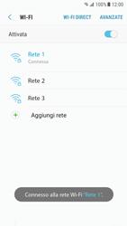 Samsung Galaxy S7 - Android N - WiFi - Configurazione WiFi - Fase 9
