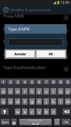 Samsung I9295 Galaxy S IV Active - MMS - configuration manuelle - Étape 15
