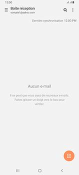 Samsung Galaxy A80 - E-mail - 032b. Email wizard - Yahoo - Étape 5