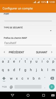 Acer Liquid Z630 - E-mail - Configuration manuelle - Étape 13
