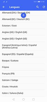 Huawei P30 Pro - Prise en main - Comment ajouter une langue de clavier - Étape 8