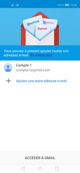 Huawei Nova 5T - E-mails - Ajouter ou modifier votre compte Gmail - Étape 12