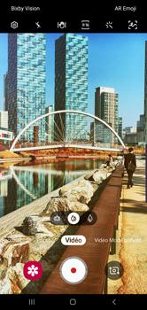 Samsung Galaxy Note 10 - Photos, vidéos, musique - Créer une vidéo - Étape 10