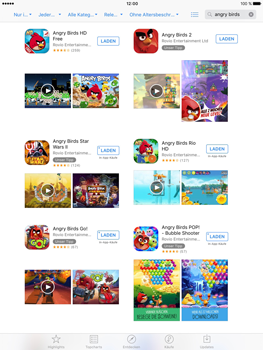 Apple iPad Pro 9.7 inch - Apps - Herunterladen - 10 / 16