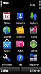 Nokia X6-00 - SMS - handmatig instellen - Stap 3