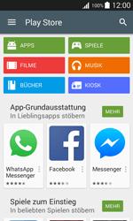 Samsung G318H Galaxy Trend 2 Lite - Apps - Konto anlegen und einrichten - Schritt 18