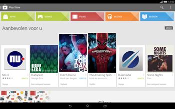 Sony Xperia Tablet Z2 4G (SGP521) - Applicaties - Account aanmaken - Stap 23