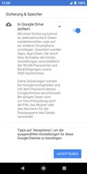 Sony Xperia XZ2 Compact - Android Pie - Apps - Konto anlegen und einrichten - Schritt 20