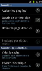 Samsung Galaxy S Advance - Internet et roaming de données - Configuration manuelle - Étape 21