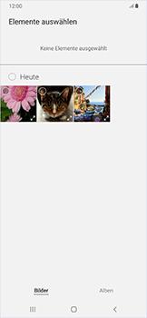 Samsung Galaxy A50 - MMS - Erstellen und senden - Schritt 20