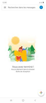 Samsung Galaxy Note 10 Lite - E-mails - Ajouter ou modifier votre compte Gmail - Étape 7