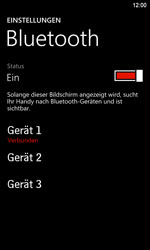 Nokia Lumia 920 LTE - Bluetooth - Geräte koppeln - Schritt 10