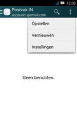 Huawei Y3 - E-mail - e-mail versturen - Stap 4