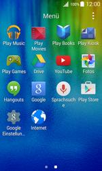 Samsung J100H Galaxy J1 - Apps - Herunterladen - Schritt 3