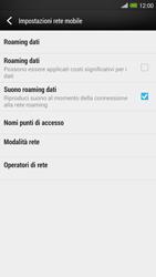HTC One Max - MMS - Configurazione manuale - Fase 5