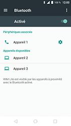 Wiko WIM Lite - Internet et connexion - Connexion avec un équipement multimédia via Bluetooth - Étape 9