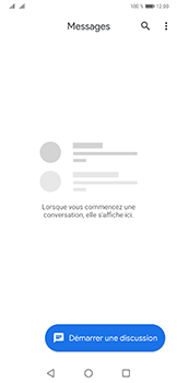 Huawei Mate 20 Pro - Contact, Appels, SMS/MMS - Envoyer un SMS - Étape 3