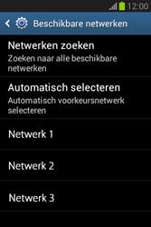 Samsung S6790 Galaxy Fame Lite - Netwerk - gebruik in het buitenland - Stap 11