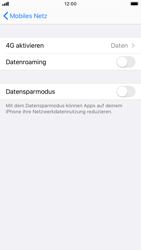 Apple iPhone 8 - iOS 13 - Netzwerk - Netzwerkeinstellungen ändern - Schritt 5